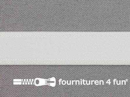 Lingerie elastiek 16mm wit