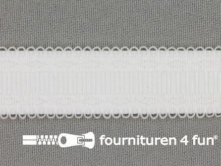 Lingerie elastiek 20mm wit