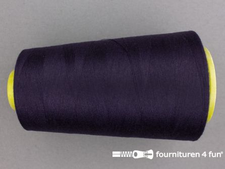 Lockgaren 4 stuks donker paars