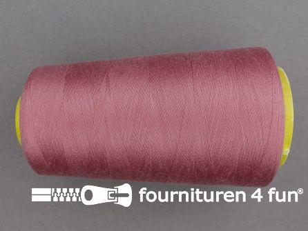 Lockgaren 4 stuks oud roze