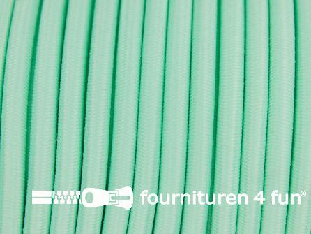 Elastisch koord 4,5mm mint groen