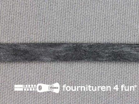 Naakte elastiek 6mm grijs