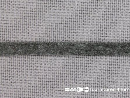 Naakte elastiek 4mm grijs