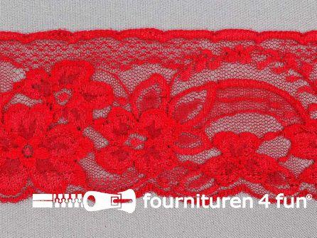 Nylon kant 68mm rood