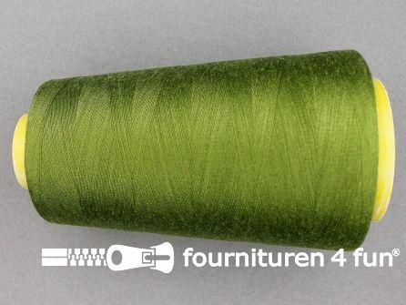 Lockgaren 4 stuks olijf groen