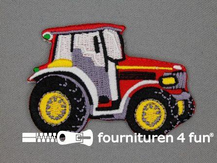 Boys applicatie 70x50mm tractor