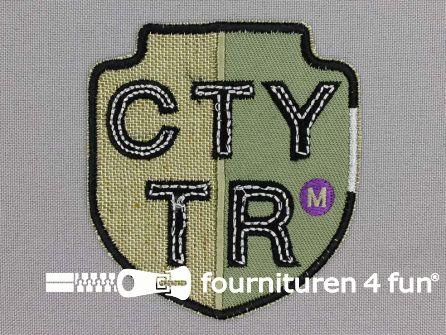 Applicatie 71x79mm 'CTYTR'