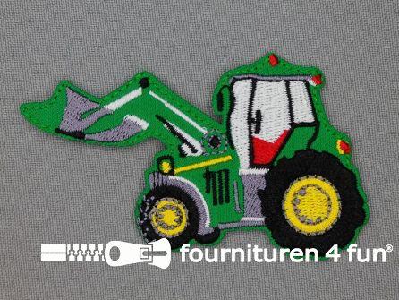 Boys applicatie 85x52mm tractor