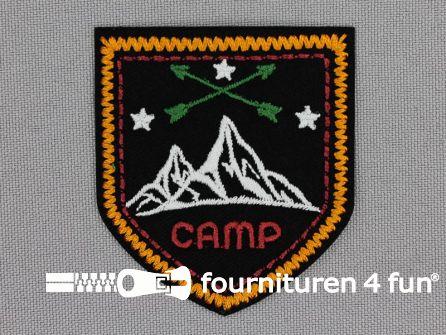 Applicatie 47x54mm 'Camp'