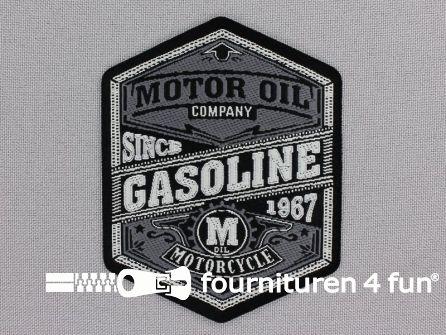 Applicatie 64x82mm 'Gasoline'