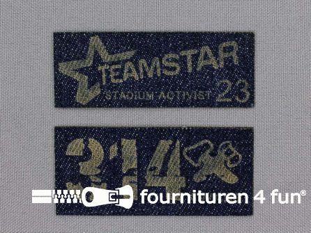 Applicatie set 'Teamstar' + '314 Award'