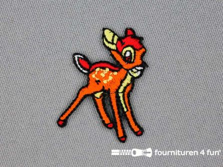 Applicatie 25x33mm Bambi
