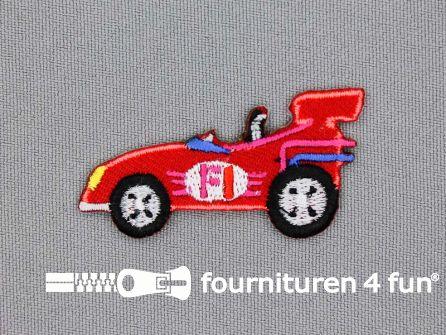 Applicatie 50x24mm F1 raceauto
