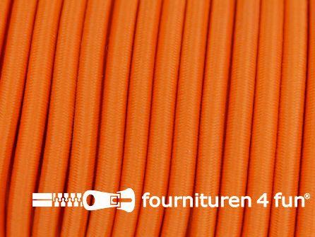 Elastisch koord 4,5mm oranje