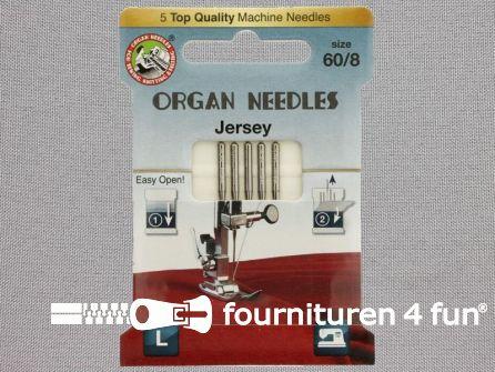 Organ Needles naaimachine naalden - Jersey 60