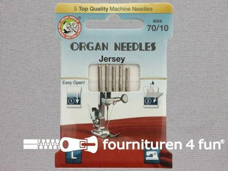 Organ Needles naaimachine naalden - Jersey 70