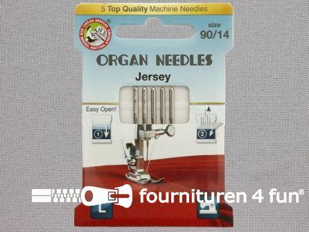 Organ Needles naaimachine naalden - Jersey 90