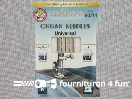 Organ Needles naaimachine naalden - Universeel 90