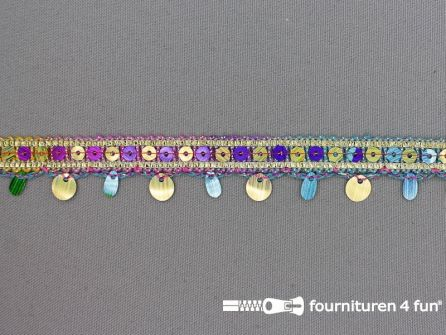 Party band 20mm multicolor