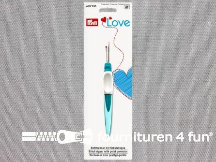Prym Love ergonomisch tornmesje 11,3cm - met beschermende kap  - 610933