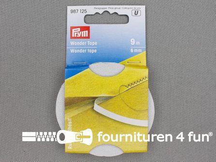 Prym Wonder tape 6mm - 9 meter - 987125