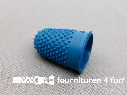 Rubberen vingerhoed - maat XL