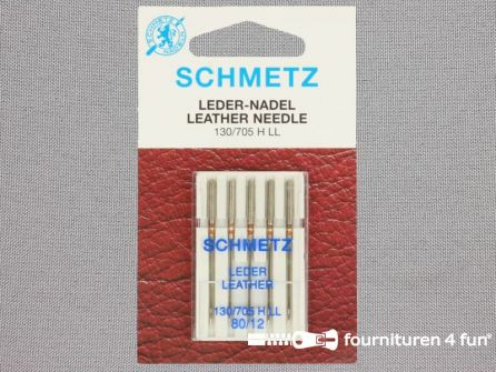 Schmetz machine naalden - leder 80