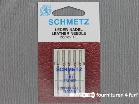 Schmetz machine naalden - leder 120