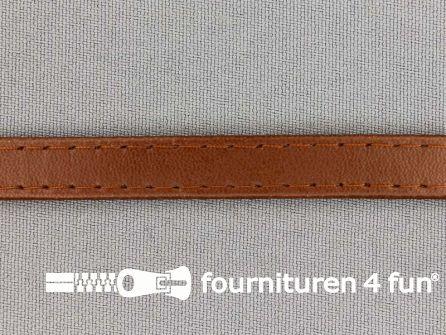 Skai tassenband 10mm licht bruin
