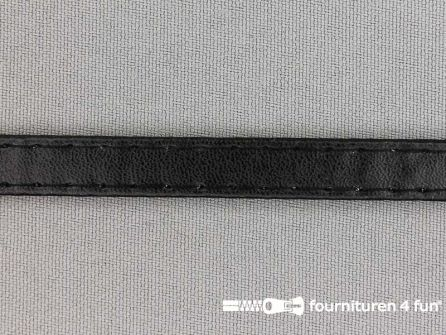 Skai tassenband 10mm zwart