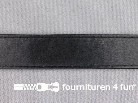 Skai tassenband 25mm zwart