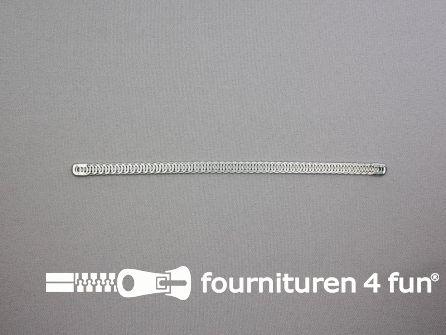 Spiraal balein - metaal - 200mm