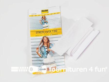 Vlieseline® Stretchfix T30 pakketje 5 meter