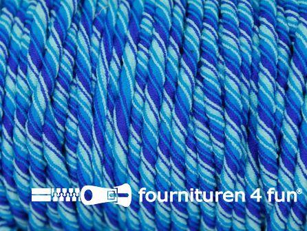 Tornado elastiek blauw