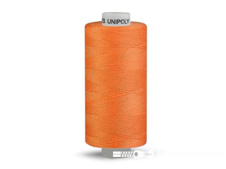 Naaigaren extra sterk 200 meter licht oranje (224)