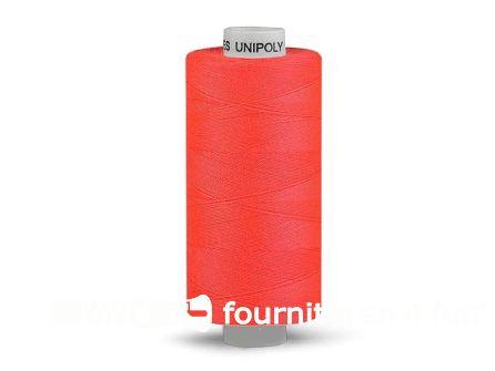 Naaigaren 500 meter neon oranje-roze (325)