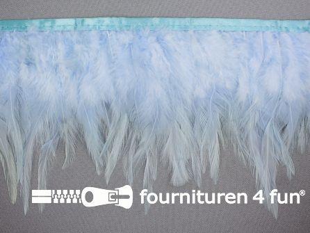 Verenband 120mm ijsblauw