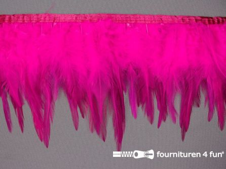 Verenband 120mm fuchsia roze