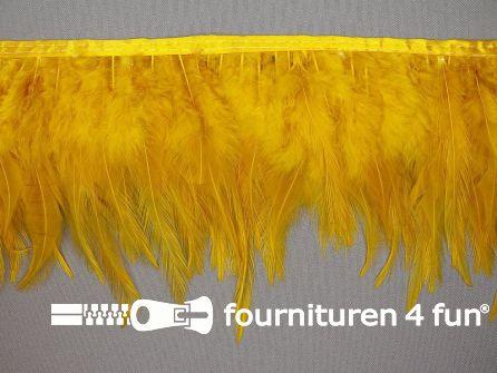 Verenband 120mm goud geel