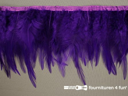 Verenband 120mm donker paars