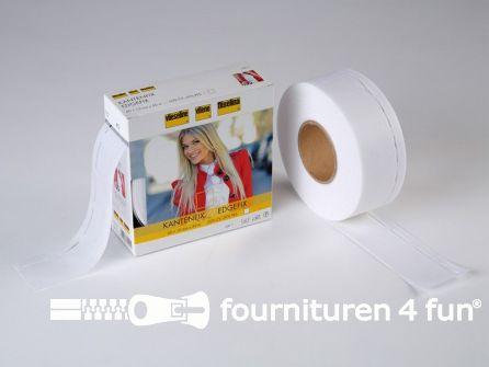 Vlieseline® kantenfix 50mm wit per meter