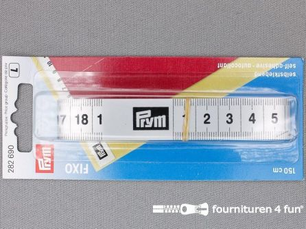 Prym Centimeter lint fixo zelfklevend 150cm - 282690