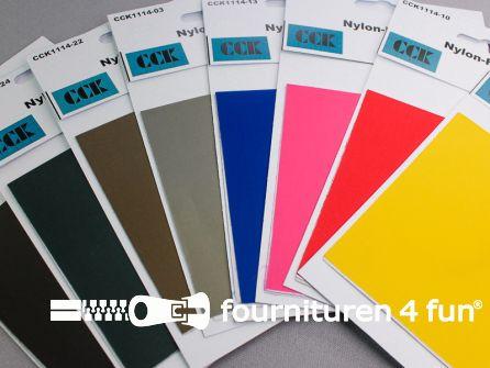 10 kleuren zelfklevend nylon reparatiedoek