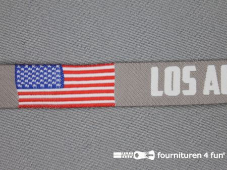 Kinderband 17mm LA USA
