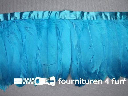 Verenband 160mm aqua blauw