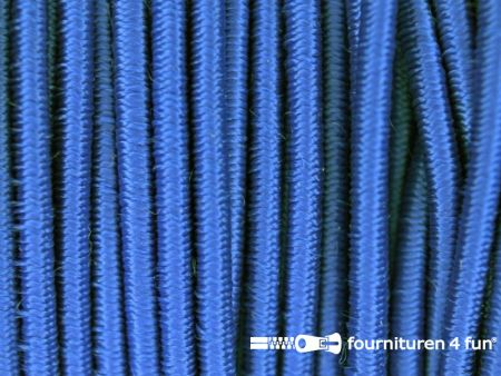 Elastisch koord 2,5mm kobalt blauw
