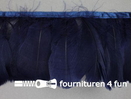 Verenband 90mm donker blauw