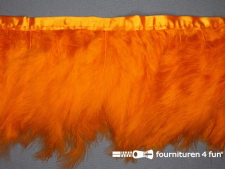 Verenband 150mm oranje