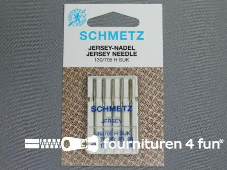 Schmetz machine naalden - jersey 70-80-90