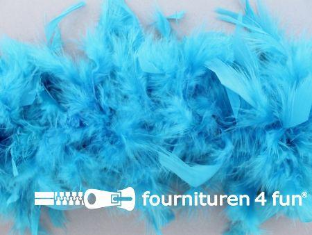 Boa aqua blauw